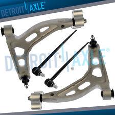 (2) New Rear Lower Control Arm Toe Link Set & Rear Upper Control Arms - 4-Door