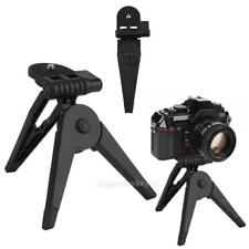 """Hot Mini Portable Folding Tripod Stand Hand Grip Kit for 1/4"""" SLR Sports Camera"""