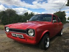 Ford Escort MK1 1300E 2 Door with 2.0L Pinto