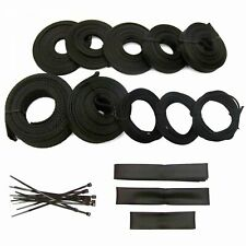 Ultra Power Braided Wrap Wire Harness Loom Kit for AMC 127ft