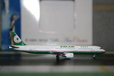 Aeroclassics 1:400 Eva Air Airbus A321-200 B-16201 (ACB16201) Die-Cast Model