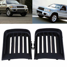 Front Bumper Fog Light Grill Cover LH RH Fit for Nissan Pathfinder R50 1999-2004