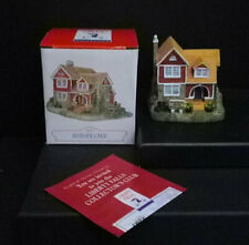 Liberty Falls Collection Riverside Lodge Ah183 Nib more available at discount