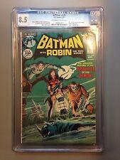 Batman #235 CGC 8.5 Ra's AL Ghul and 2nd Talia App Neal Adams Cover