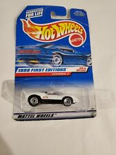 Hot Wheels Mattel 1998 First Editions Chaparral 2 Collector #669