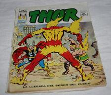 THOR, V. 2 Nº 16, MARVEL, MUNDI COMICS, EDICIONES VERTICE 1974, COMIC ANTIGUO