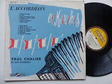 PAUL CHALIER L accordeon en marches 300 V 049
