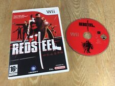 Red Steel Video Fighting Game | Nintendo Wii & Wii U | VGC