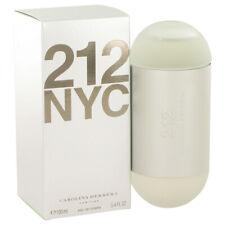 212 by Carolina Herrera 3.4 oz 100 ml EDT Spray  Perfume for Women New in Box