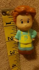 Fisher Price Little People Ice Cream Shop Shopkeeper Boy Replacement Part Used