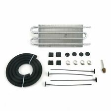 4 Row 13 Inch Oil Cooler Kit For Transmission, Oil, & Fluids