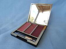 Estee Lauder  Lip Gloss Mirrored Compact 3 Shades New