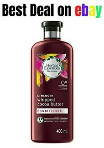 Herbal Essences Vitamin E with Cocoa Butter CONDITIONER Pack of 400ML