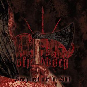 "Skjaldborg ""Krieg liegt mir im Blut"" Pagan Black Metal (NEU / NEW)"
