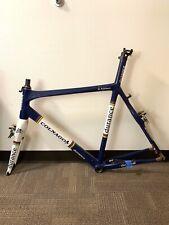 COLNAGO 2010 World Champion Cyclocross Carbon Frame Fork 59cm XL Gravel