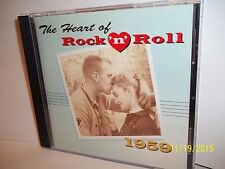 TIME LIFE THE HEART OF ROCK 'N' ROLL 1959  HTF RARE OOP LOOK BUY IT NOW
