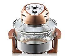 Big Boss 1300-Watt Oil-Less Air Fryer, 16-Quart - Copper,  As Seen on TV, NEW!