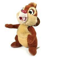 Disney Parks Plush Stuffed Bean Filled Best Friends Chip Dale Toy Animal NOS