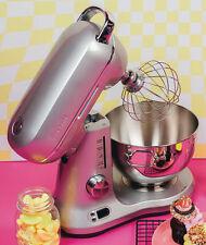 Breville 1200W The Bakery Boss Stand Mixer Silver BEM825BAL