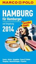 MARCO POLO Cityguide Hamburg für Hamburger 14 (2013, Gebunden)