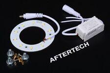 LED CIRCOLARE 5W 220V DIAMETRO 88mm ROTONDO BIANCO NEUTRO NEON T9 G10Q 2GX13