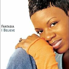 I Believe/Dream [Single] by Fantasia (CD, Jun-2004, J Records)
