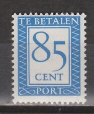 Port 102 MNH NVPH Netherlands Nederland portzegel : NOW BIG DUE STAMP COLLECTION