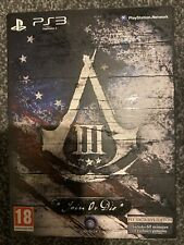 Assassin's Creed III -- Join or Die Edition (Sony PlayStation 3, 2012)