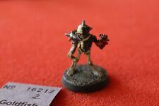 Citadel Blood Bowl BB2 Skeleton Undead Games Workshop Metal Figure 1987 Painted