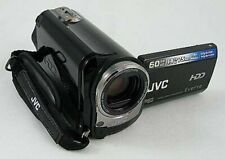C JVC Everio GZ MG360 BU 60 GB Camcorder - Onyx black