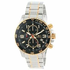Invicta 14876 Mens Specialty Two Tone Steel Bracelet Chrono Watch
