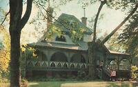 Postcard The Wrens Nest Home Of Joel Chandler Harris Uncle Remus
