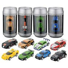 Coque Mini 1:58 puede RC de radio control remoto juguete para niños coche de carreras Carrera