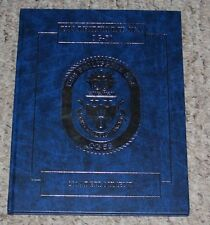 2014 USS Philippine Sea CG-58 Deployment Cruise Book US Navy collectible