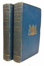 Palmer - Memorials Personal and Political, 2 VOLS - Frederick Philbrick's Copy