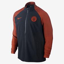 NWT Nike MCFC Manchester City FC Strike Jacket DRI-FIT RED SMALL AMNC63 - 829152