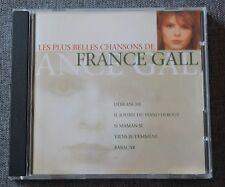 France Gall , les plus belles chansons de France Gall - Best of, CD