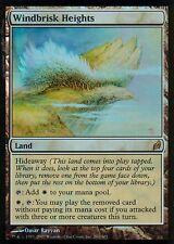 Windbrisk Heights foil | nm | Lorwyn | Magic mtg