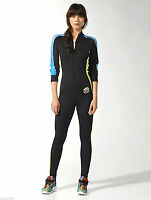 Adidas Originals by Rita Ora ALL IN ONE Body Jumpsuit S11804  Overall  FROM USA