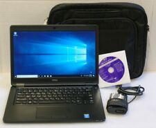 Dell Latitude E5450 i5-5300U 2.3GHz 8GB 512GB SSD Dual Band Wireless W10 NICE!!!
