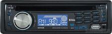 Boss 637UA In-Dash Car Receiver/Radio/CD/MP3/AM/USB/AUX Player Detachable Face
