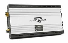 ZAPCO Z-150.4SP 4-CHANNEL 1150W RMS COMPONENT SUPER POWER CLASS AB AMPLIFIER NEW