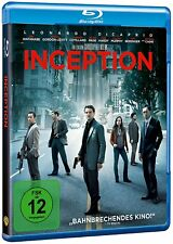 Inception [Blu-ray/NEU/OVP] Leonardo DiCaprio von Christopher Nolan