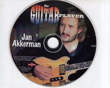 CD JAN AKKERMANthe guitar playerEX+  (A1698)