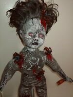 OOAK Horror Gothic Creepy Demonic Dark Scorpion Doll}Connie's Creepy Corner