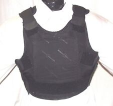 Female XL IIIA BulletProof Concealable Body Armor Carrier Vest with Inserts