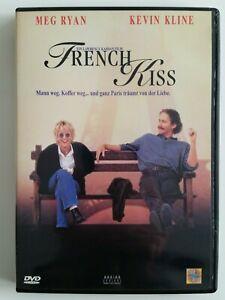 French Kiss - DVD - Meg Ryan , Kevin Kline , Jean Reno - Top Zustand