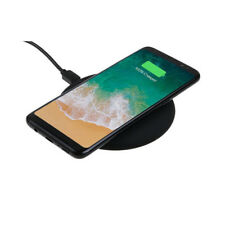 Qi Wireless Charger Pad Charging Dock for iPhone X iPhone 8 X Xs Xr Galaxy S9
