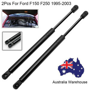 For 1995-2003 Ford F-150 F-250 Front Hood Bonnet Gas Struts Lift Supports 2Pcs