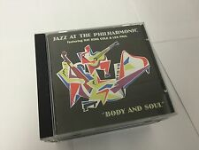 Body And Soul: Jazz At The Philharmonic Various Artists Audio CD